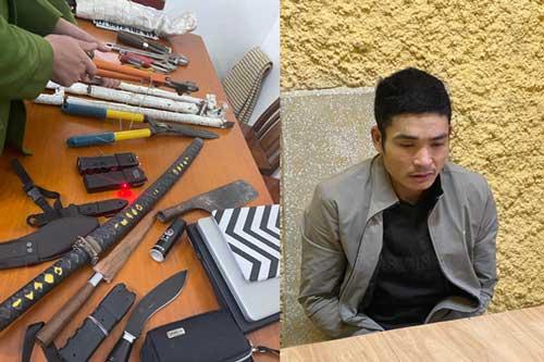"""Thanh Hóa: Bắt giữ """"siêu"""" trộm, gây ra gần 20 vụ trộm cắp tài sản"""
