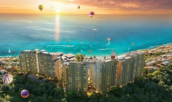 Chính thức ra mắt tổ hợp căn hộ cao tầng Sun Grand City Hillside Residence tại Nam Phú Quốc