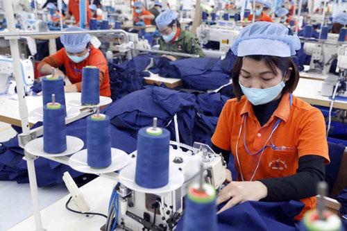 Xuất khẩu dệt may 2021 đã qua cơn bĩ cực?