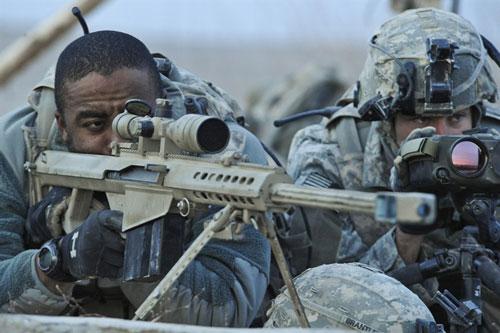 Mỹ có đạn đời mới cực độc, sẽ tự hủy nếu bắn trượt mục tiêu