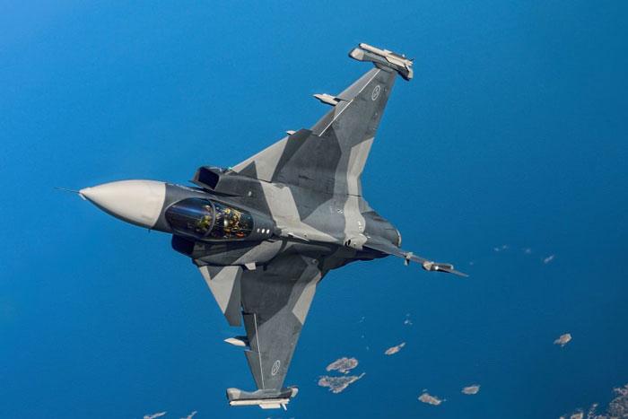 Thủy Điển đã thất bại khi thử nghiệm máy bay chiến đấu Gripen-E