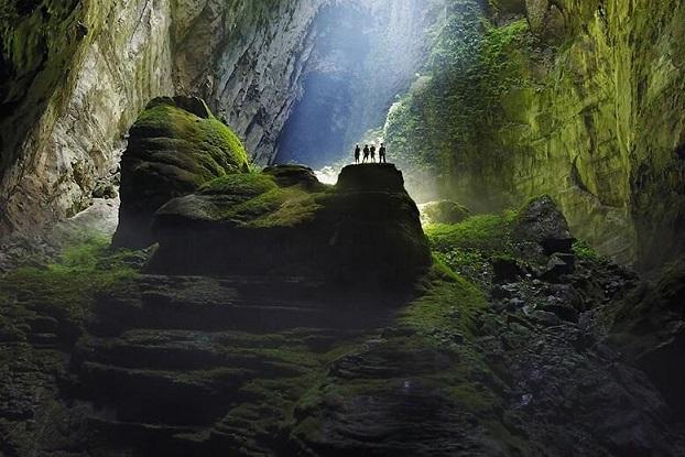 Sơn Đòng - luôn là mơ ước của những người yêu du lịch mạo hiểm