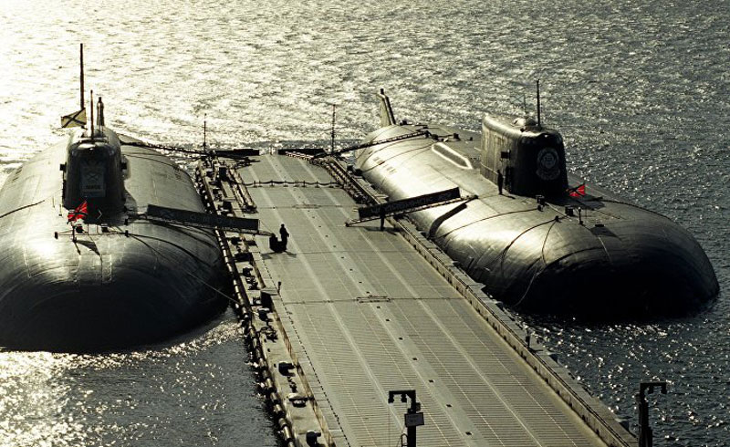 Tàu ngầm hạt nhân Nga Status-6 có thể được phóng mà không cần tàu ngầm từ Bắc Cực