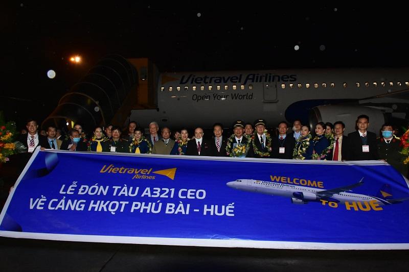 Vietravel Airline được cấp phép đầu tư và lập căn cứ ở Huế là sự kiện quan trọng và rất được kỳ vọng.
