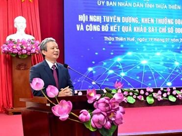 Bí thư Tỉnh uỷ Thừa Thiên Huế: Doanh nghiệp phải đẩy mạnh ứng dụng khoa học công nghệ, đổi mới sáng tạo
