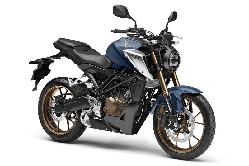 Honda CB125R 2021.