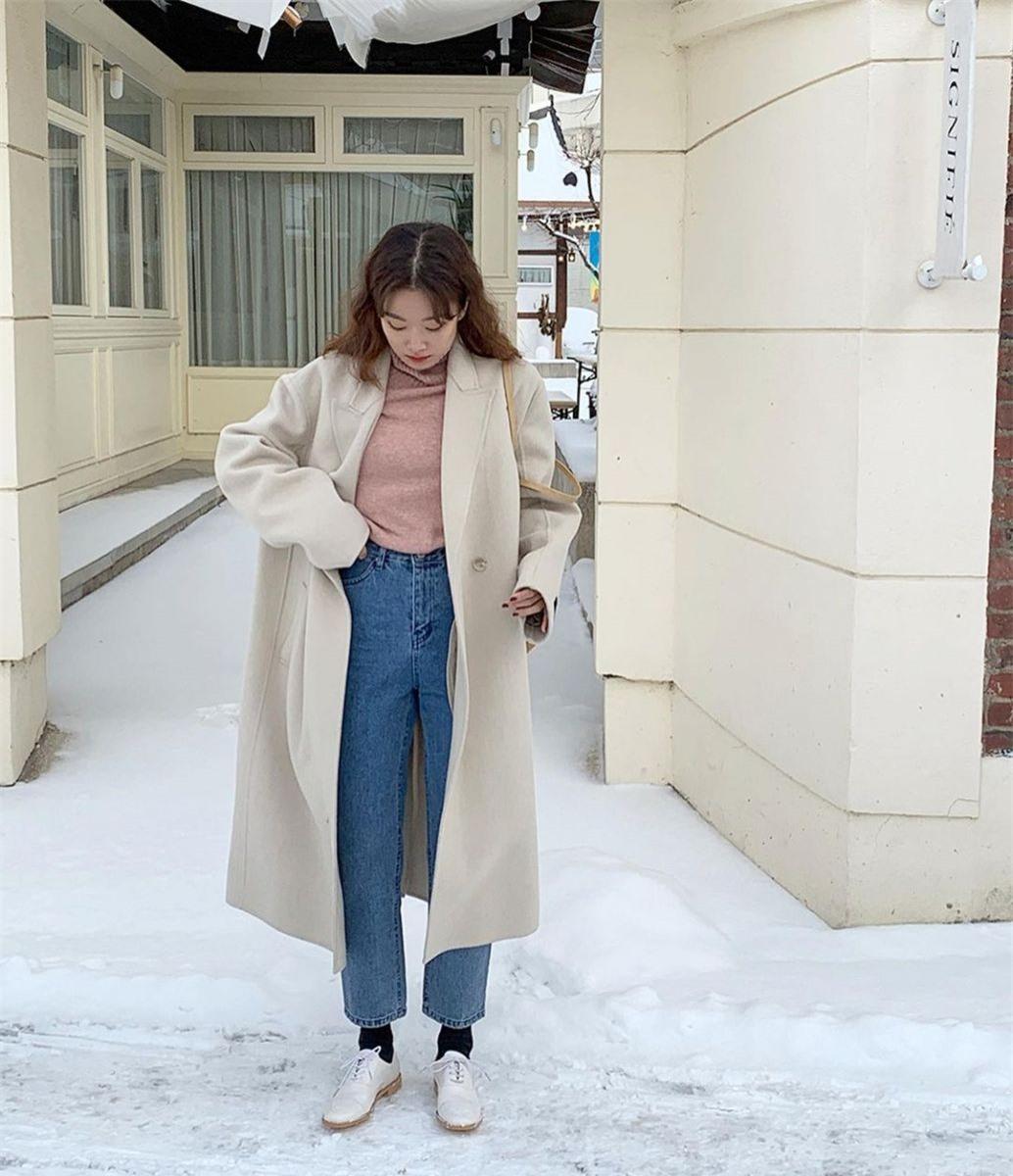 4 lưu ý khi chọn áo khoác dáng dài bạn không thể bỏ qua