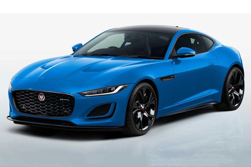 Jaguar F-Type Reims Edition 2021.