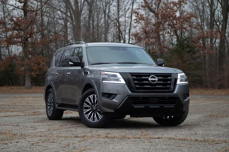 Nissan Armada 2021.