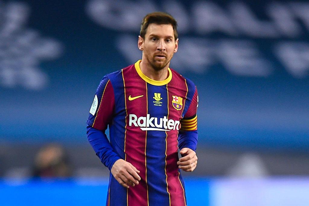 9. Lionel Messi.