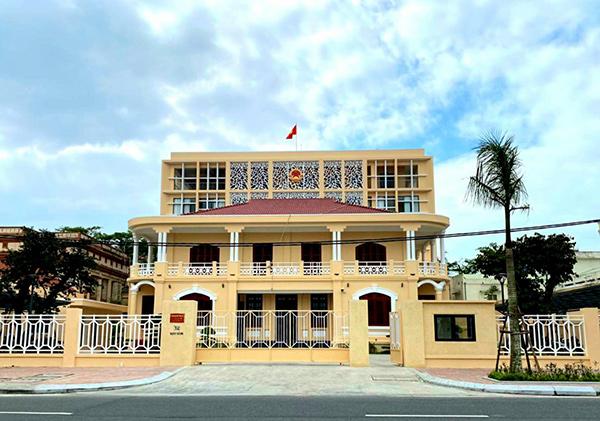 Khánh thành trụ sở mới của Đoàn ĐBQH và HĐND TP. Đà Nẵng trị giá hơn 60 tỉ đồng