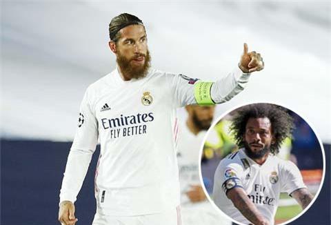 Với sự đa năng của mình, Alaba sẵn sàng thế chỗ của Ramos có thể ra đi hoặc Marcelo (ảnh nhỏ) đã qua thời đỉnh cao