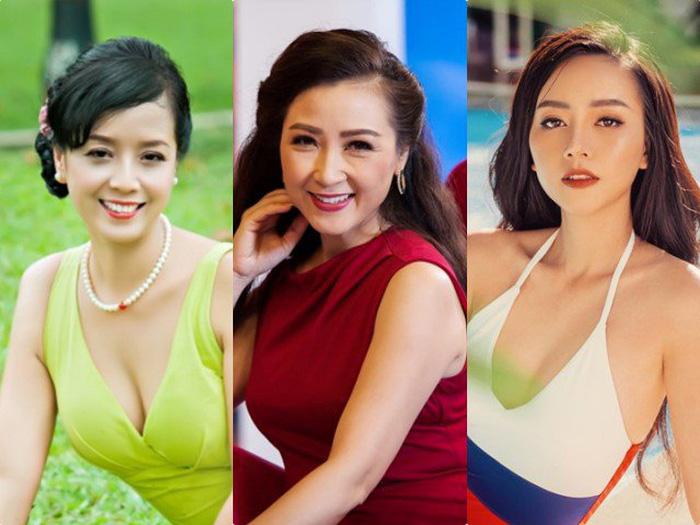 3 bà vợ nóng bỏng của Bá Kiến trong phim Cậu Vàng: Nhan sắc 'không tuổi', đời tư đều viên mãn