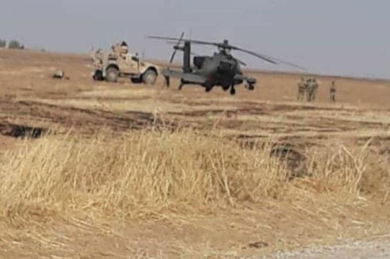 Tác chiến điện tử vô danh liên tục bắn hạ trực thăng Mỹ trên vùng Đông Bắc Syria?