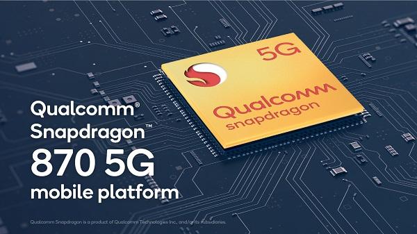 Qualcomm ra mắt nền tảng di động cải tiến Snapdragon 870 5G trải nghiệm tốc độ cực nhanh