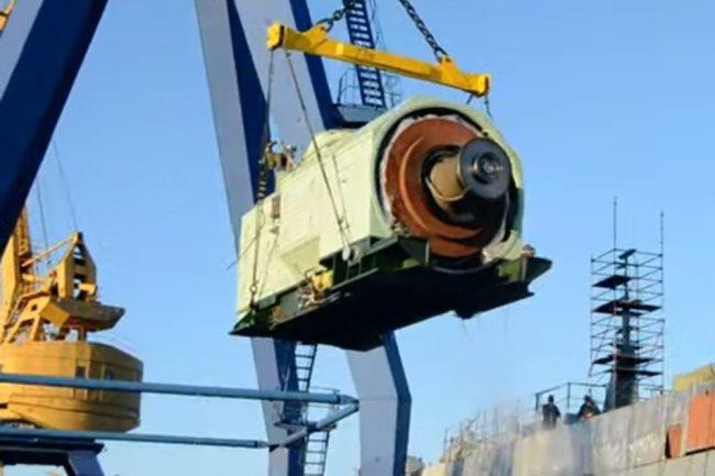 """Nga tiến hành tích hợp turbine khí nội địa cho khinh hạm """"Đô đốc Golovko"""""""
