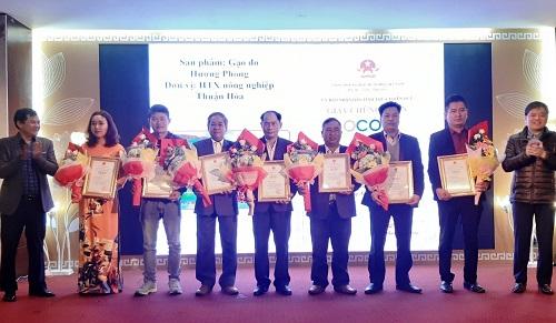 Thừa Thiên Huế: Có 25 sản phẩm đạt chứng nhận OCOP