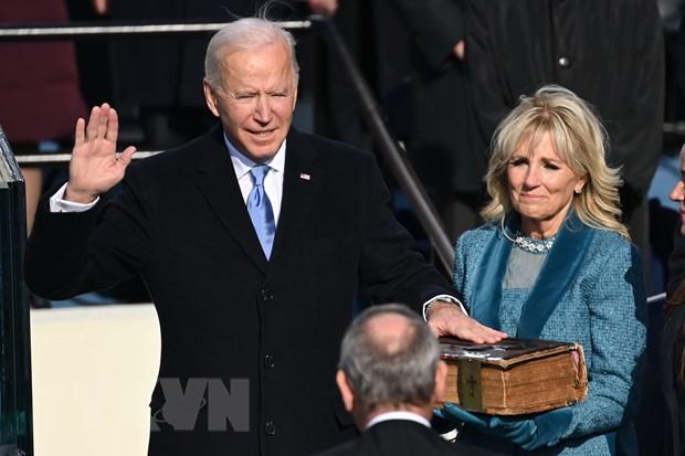 Lãnh đạo Việt Nam gửi điện mừng Tổng thống Hoa Kỳ Joe Biden