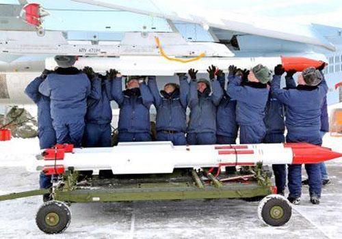 Lực lượng hàng không vũ trụ Nga sẽ nhận tên lửa mới