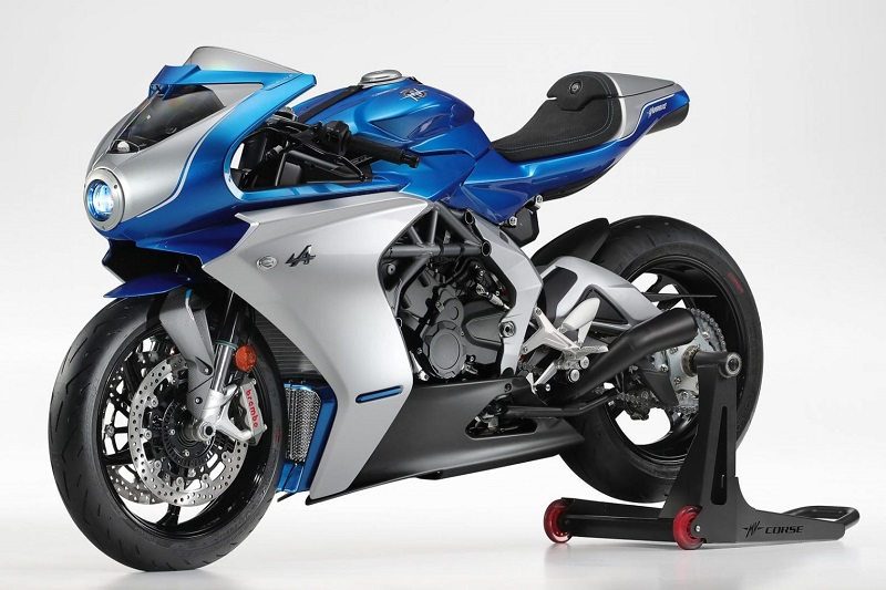 MV Agusta Superveloce Alpine 2021.