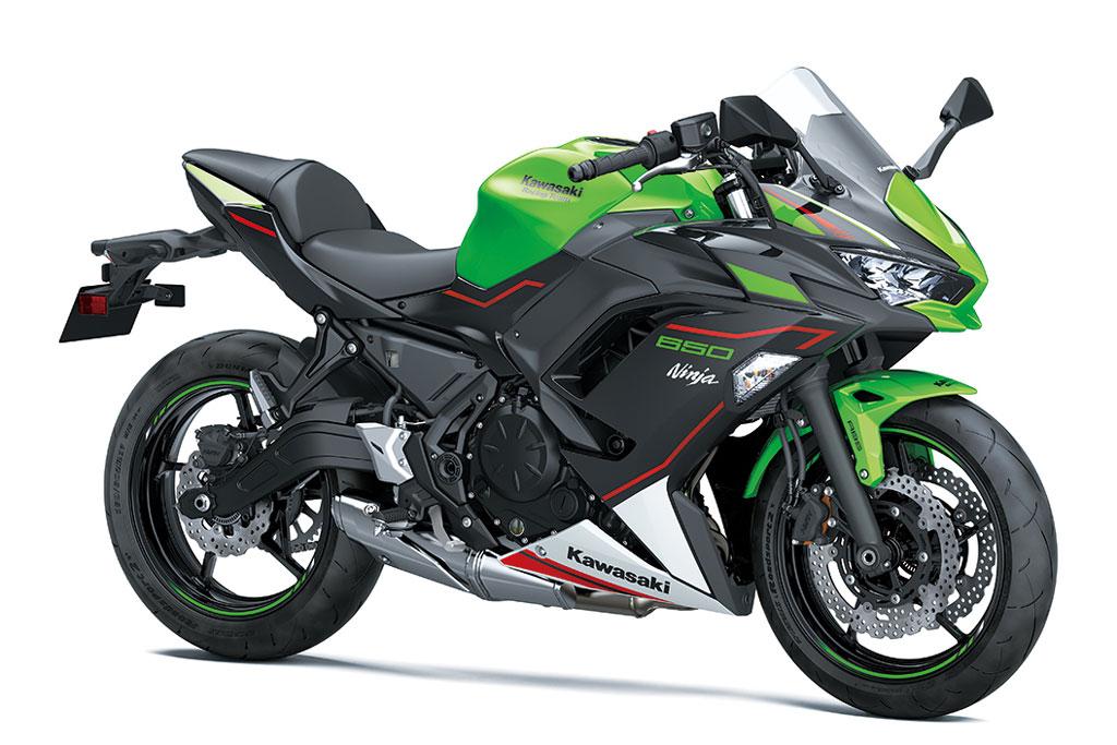Kawasaki Ninja 650 KRT Edition 2021.