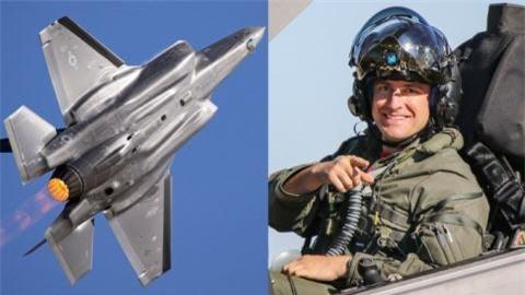 My thua nhan F-35 gap van de nghiem trong