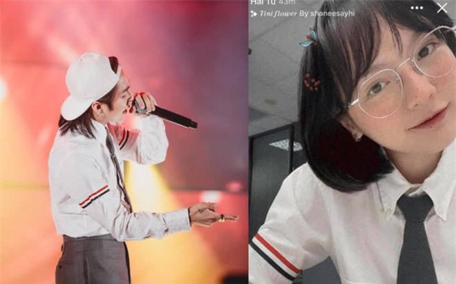 Thực hư thông tin netizen soi ra Sơn Tùng và Hải Tú sở hữu hình xăm đôi giữa nghi vấn hẹn hò - Ảnh 5.
