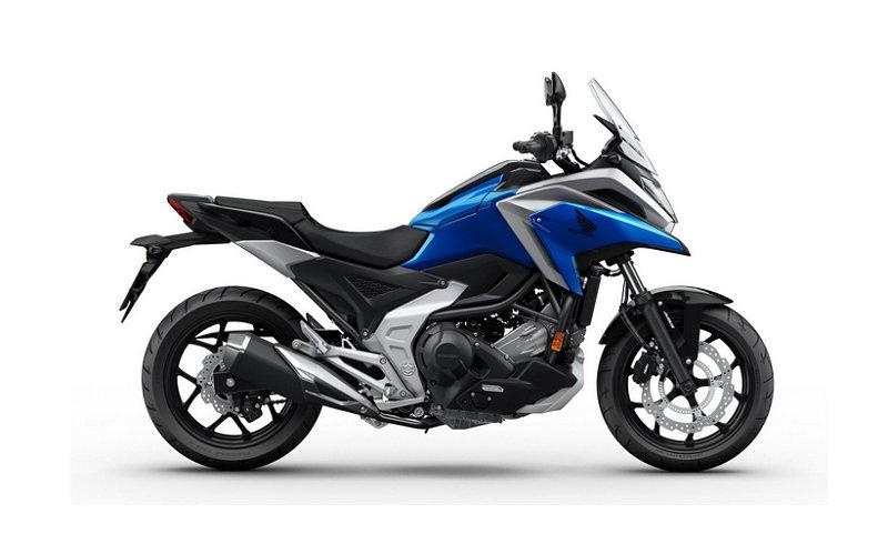 Những điểm mới trên môtô phân khối lớn Honda NC750X 2021
