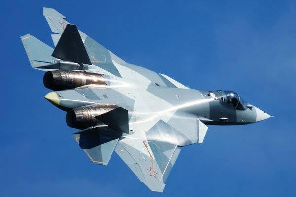 Ấn Độ có thể mua tiêm kích tàng hình Su-57 thay vì Rafale? Ảnh: Avia-pro.