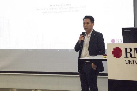 Giám đốc Trung tâm Xúc tiến Du lịch TP. Hồ Chí Minh Lê Trương Hiền Hòa cho biết thúc đẩy du lịch nội địa và xây dựng du lịch thông minh tại Việt Nam là những mục tiêu quan trọng.