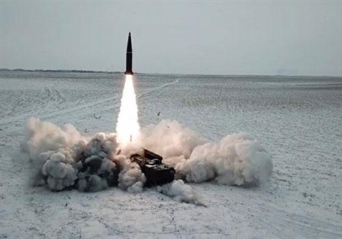 Mỹ chế bản sao Iskander-M từ nguyên mẫu thu được tại Syria?