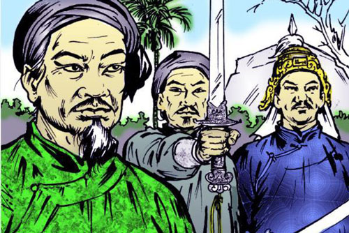 Bí ẩn về binh khí uy lực nổi tiếng của vị vua nước Việt