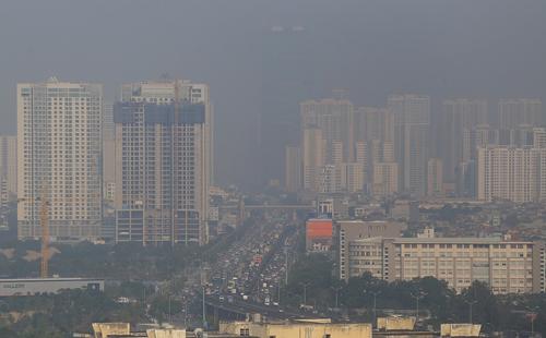 Chất lượng không khí Hà Nội đang rất xấu, ảnh hưởng nghiêm trọng đến sức khỏe
