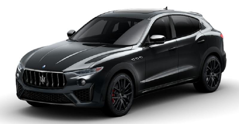 Maserati Levante Sportivo X Edition.