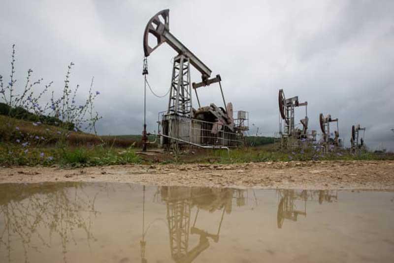 Giá xăng, dầu (22/1): Nhích nhẹ
