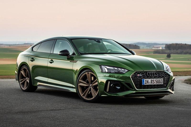 8. Audi RS5 Sportback 2021 (giá khởi điểm: 75.400 USD).