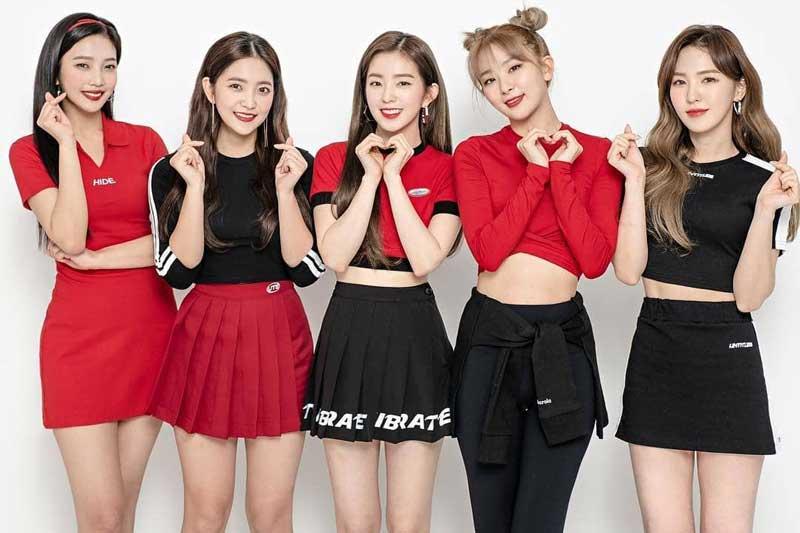 8. Red Velvet.