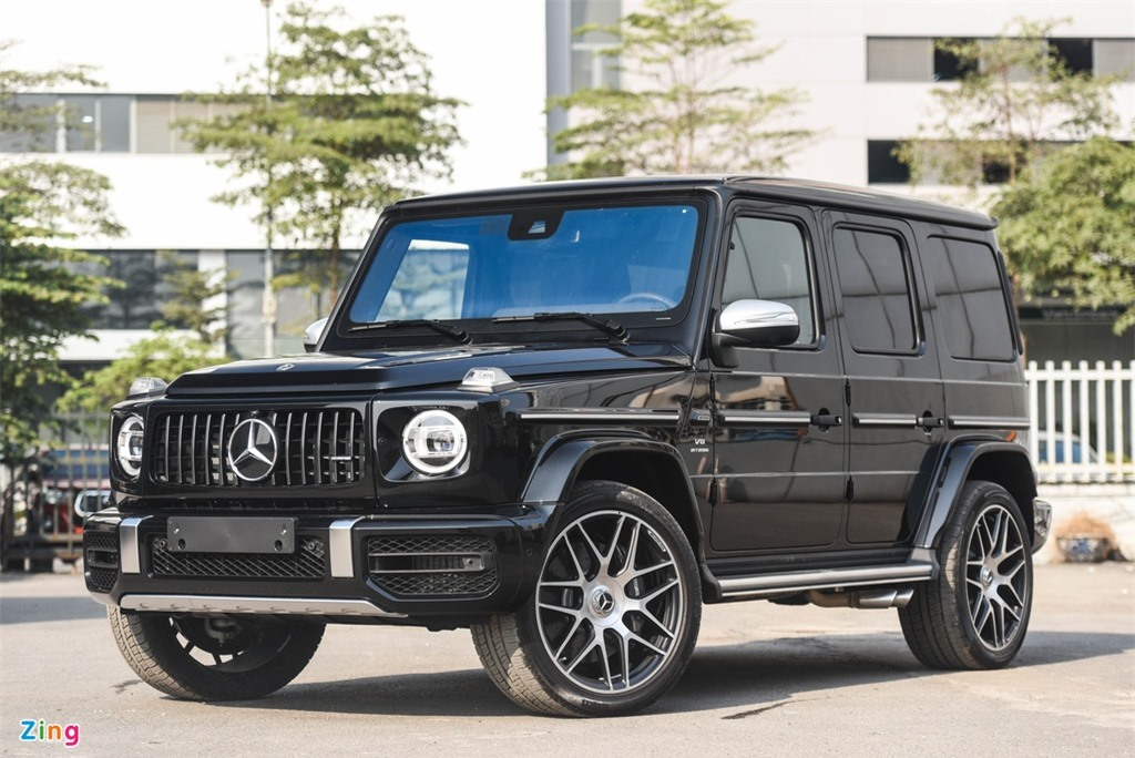 Chi tiet Mercedes-AMG G63 Stronger Than Time gia 12 ty tai Viet Nam anh 1