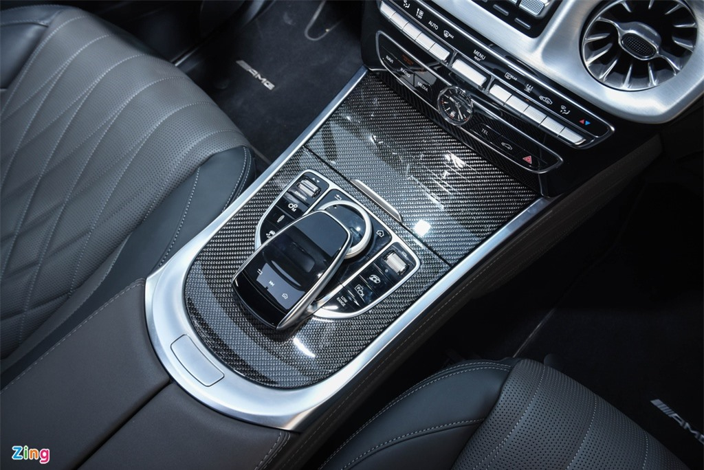 Chi tiet Mercedes-AMG G63 Stronger Than Time gia 12 ty tai Viet Nam anh 14