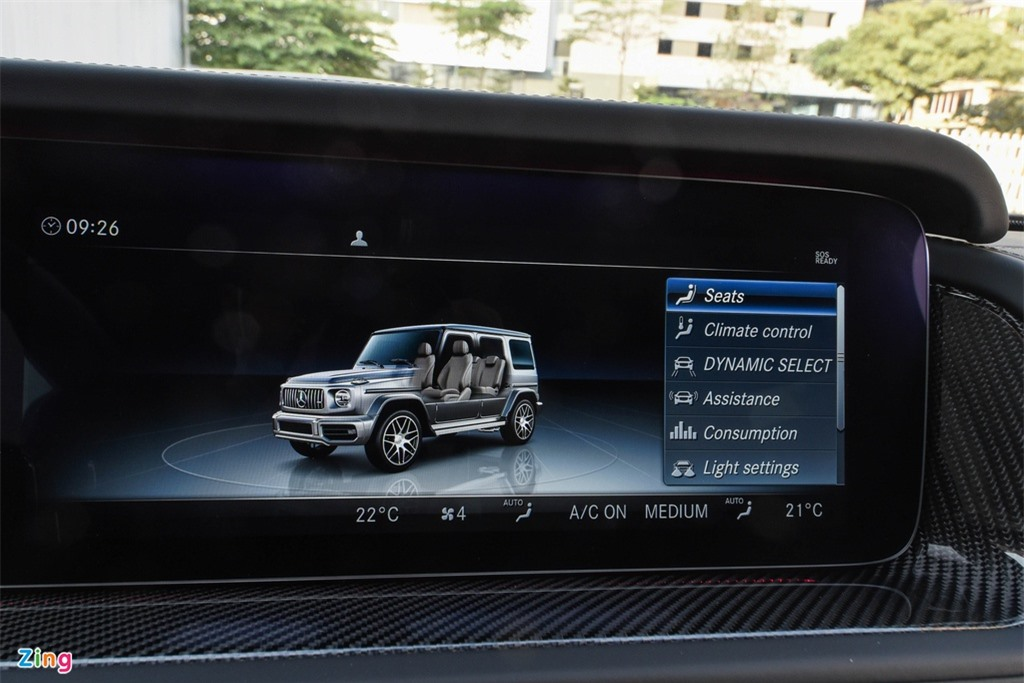 Chi tiet Mercedes-AMG G63 Stronger Than Time gia 12 ty tai Viet Nam anh 18