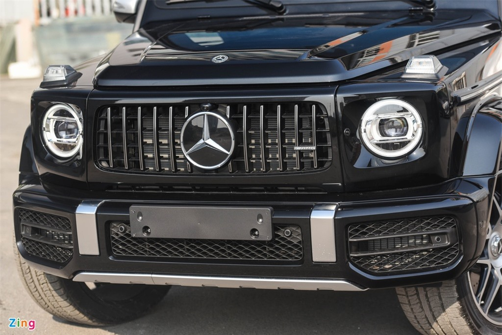 Chi tiet Mercedes-AMG G63 Stronger Than Time gia 12 ty tai Viet Nam anh 7