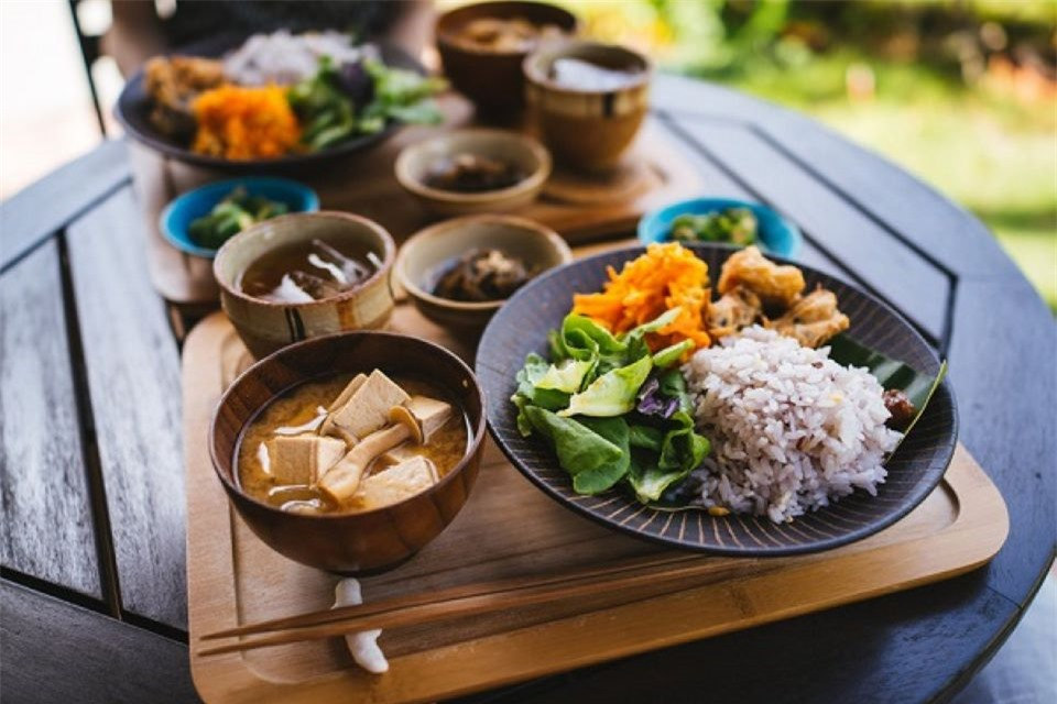 Chế độ ăn Okinawa, bí quyết sống lâu của người Nhật