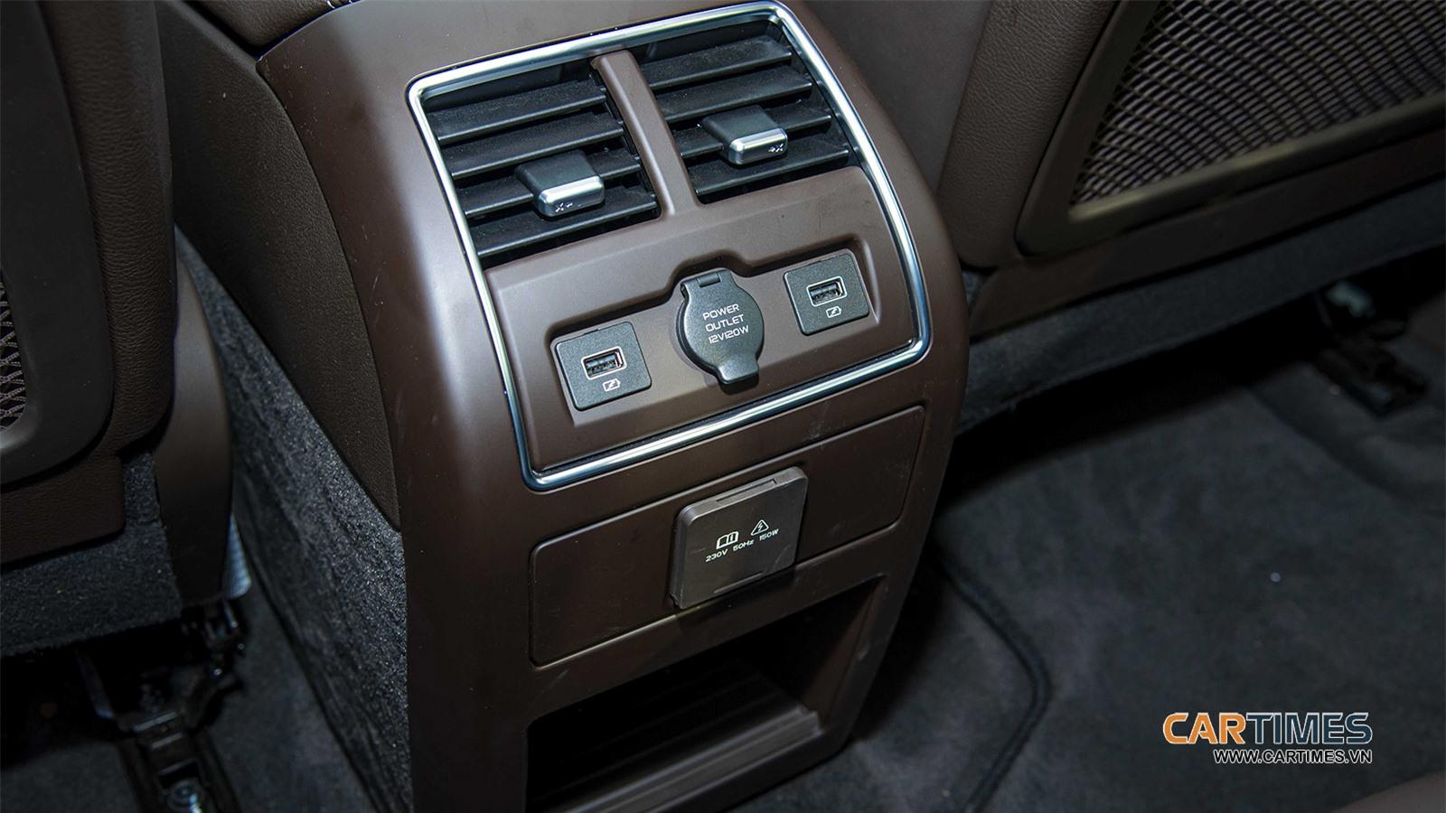 Nội thất xe VinFast Lux SA2.0