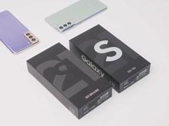 Mở hộp, so sánh Samsung Galaxy S21 Plus và Galaxy S21 Ultra 5G
