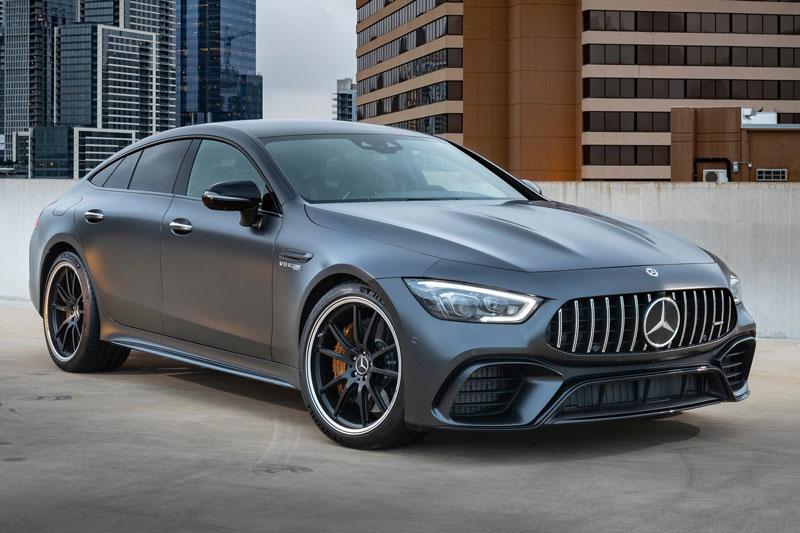 3. Mercedes-AMG GT 63 S 2020 (giá khởi điểm: 161.200 USD).