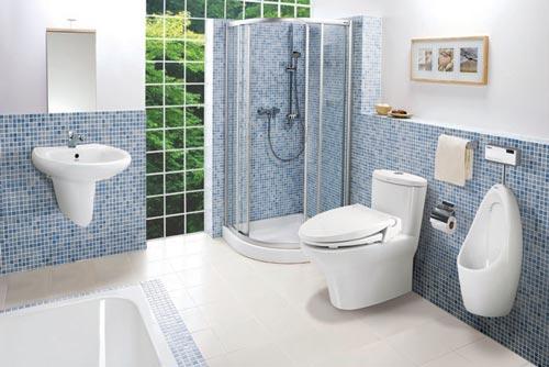 Mẹo làm sạch phòng tắm hiệu quả và nhanh chóng