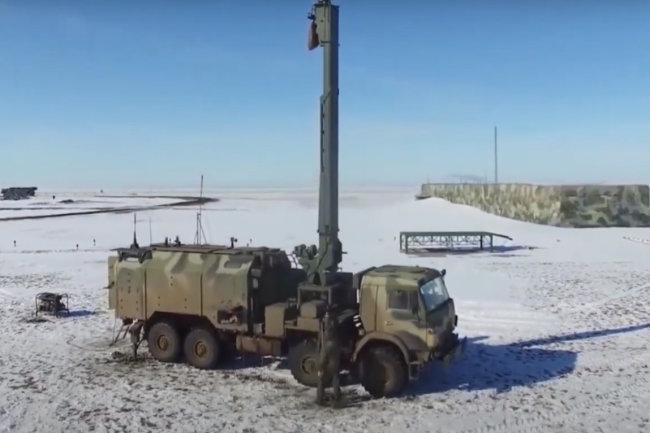 Tổ hợp trinh sát pháo binh Penicillin của Quân đội Nga. Ảnh: RIA Novosti.