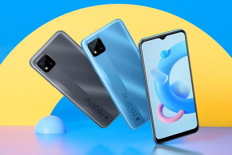 Trên tay Realme C20 vừa ra mắt tại Việt Nam, giá 2,69 triệu đồng