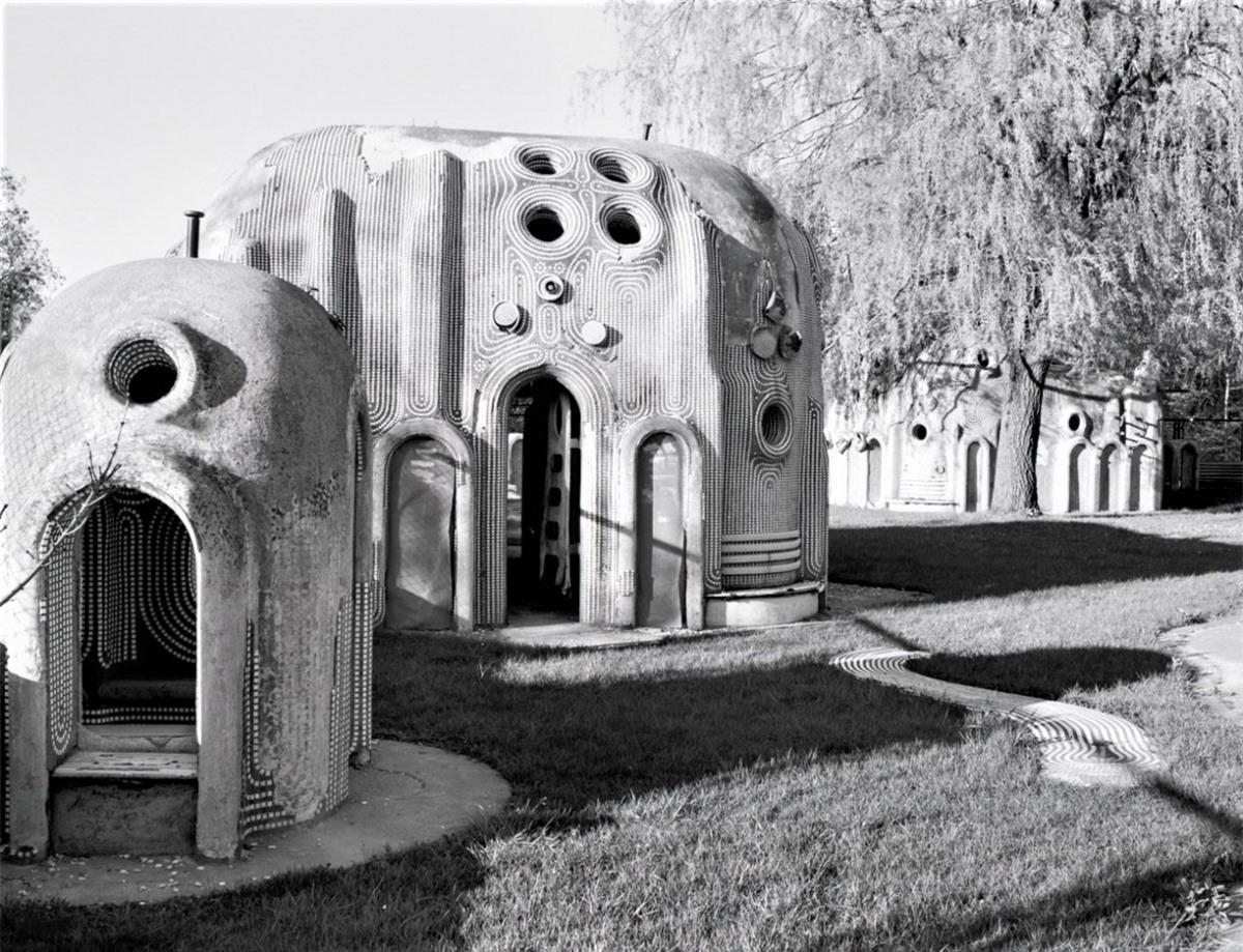 Trường mẫu giáo (đã bị phá) ở Vilnius, Lithuania.