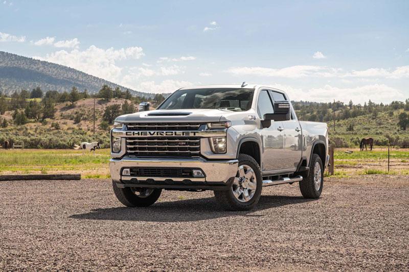 Top 10 xe bán tải có sức kéo tốt nhất